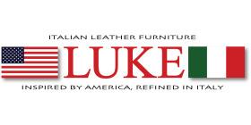 Luke Italian Leather Furniture Logo