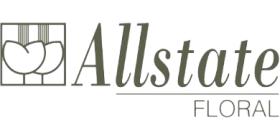 Allstate Floral Logo