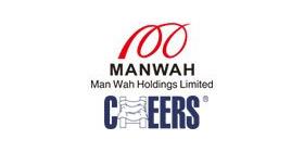 Cheers Manwah Logo