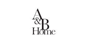 A&B Home Logo